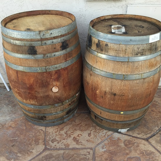 wine barrel creations